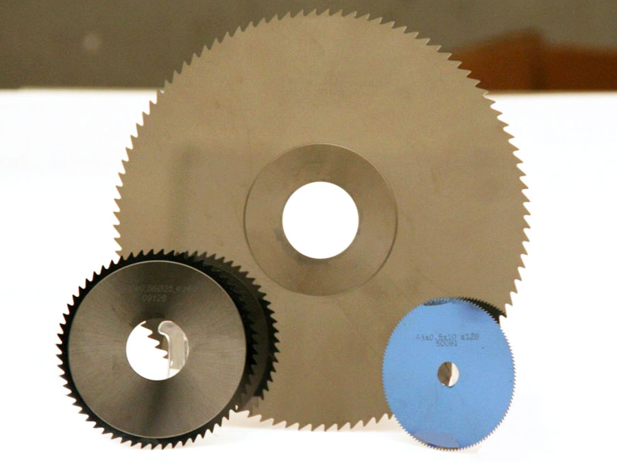 circular saws blades in hard metal