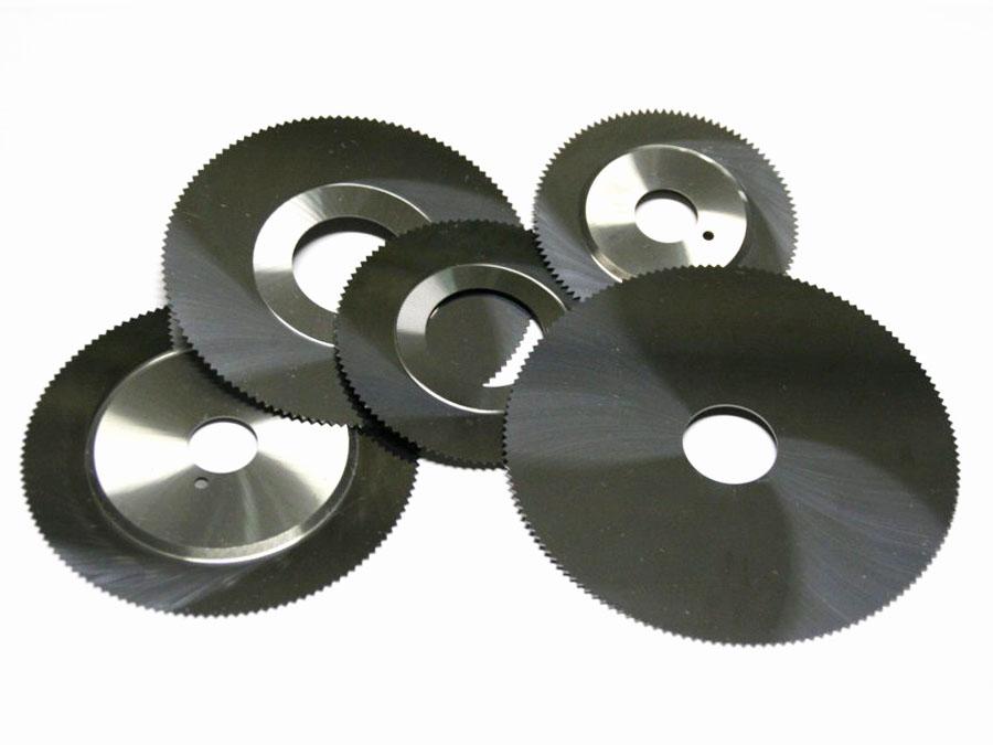 seghe circolari in metallo duro